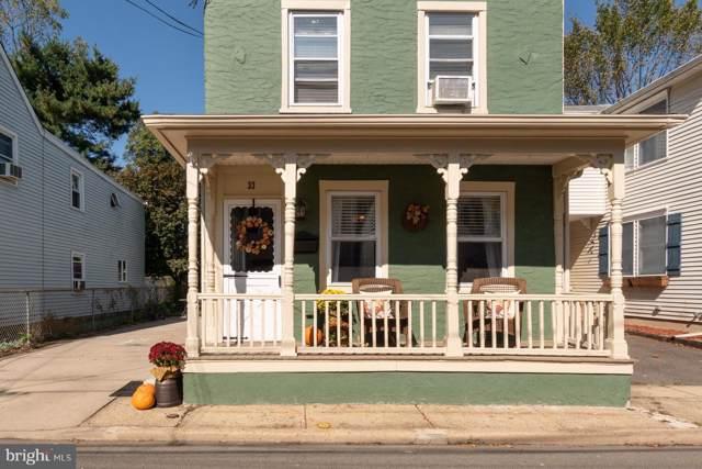 33 Thompson Street, BORDENTOWN, NJ 08505 (#NJBL359206) :: Jason Freeby Group at Keller Williams Real Estate
