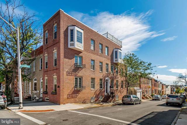 3123 Dillon Street, BALTIMORE, MD 21224 (#MDBA487776) :: Blue Key Real Estate Sales Team