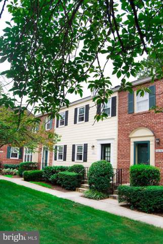 6677 Fairfax Road #87, CHEVY CHASE, MD 20815 (#MDMC683304) :: The Daniel Register Group