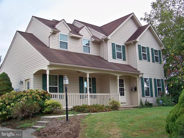 337 Miller Street, STRASBURG, PA 17579 (#PALA141862) :: The Joy Daniels Real Estate Group
