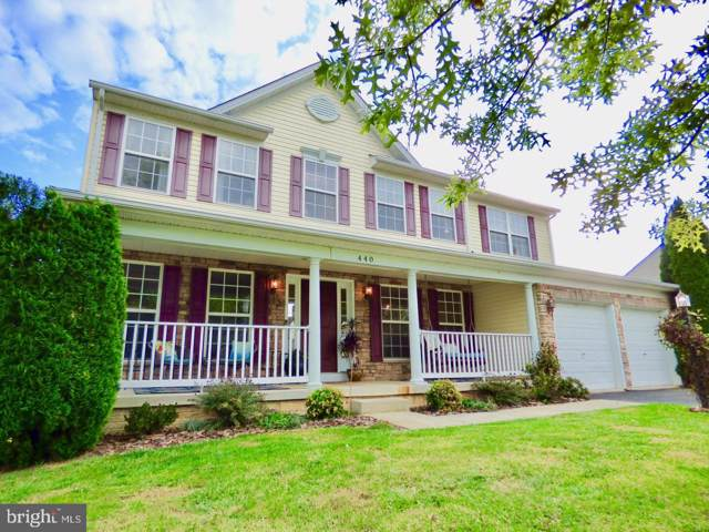 440 Palomino Drive, YORK, PA 17402 (#PAYK126846) :: The Heather Neidlinger Team With Berkshire Hathaway HomeServices Homesale Realty