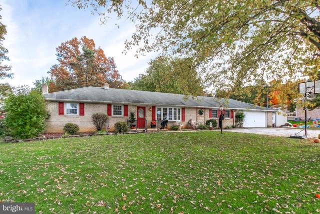 609 Nottingham Way, RED LION, PA 17356 (#PAYK126848) :: The Joy Daniels Real Estate Group