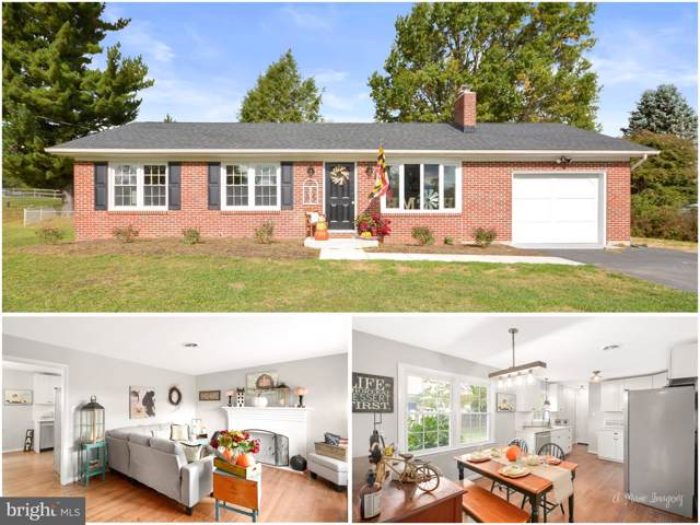 7114 Rock Creek Drive, FREDERICK, MD 21702 (#MDFR254928) :: Keller Williams Pat Hiban Real Estate Group