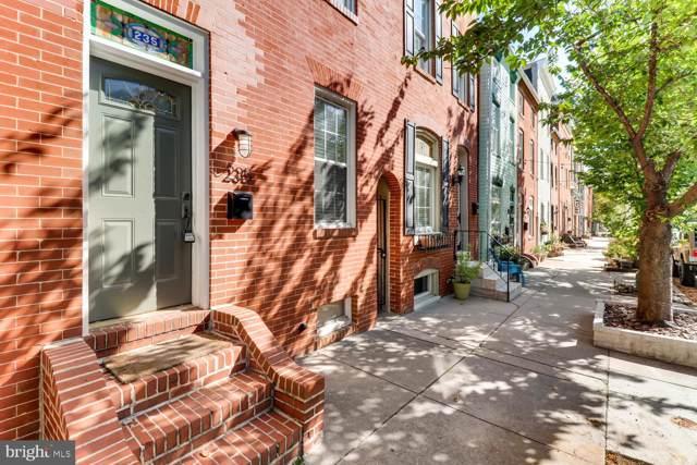 235 S Ann Street, BALTIMORE, MD 21231 (#MDBA487802) :: Keller Williams Pat Hiban Real Estate Group