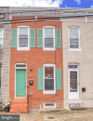 809 Mangold Street, BALTIMORE, MD 21230 (#MDBA487822) :: Bob Lucido Team of Keller Williams Integrity