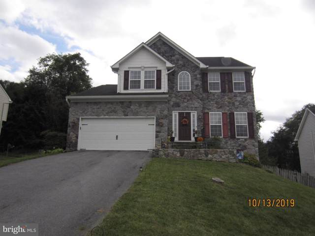 1615 North Street, MARTINSBURG, WV 25401 (#WVBE172106) :: The Redux Group