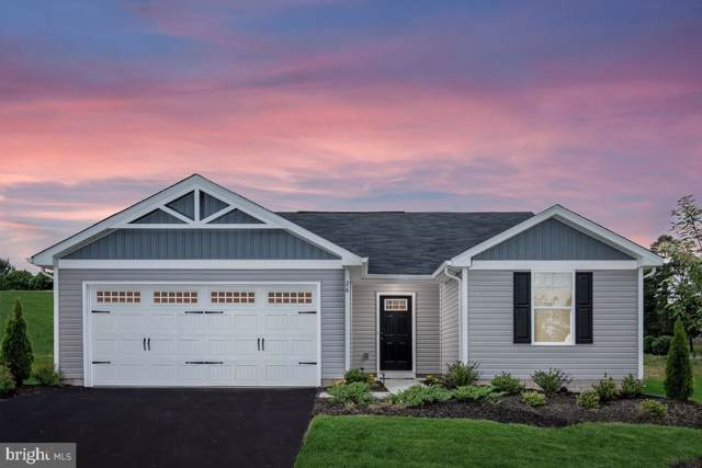 134 Crimson Avenue, TANEYTOWN, MD 21787 (#MDCR192518) :: Radiant Home Group