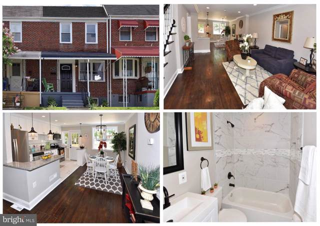 6613 Marne Avenue, BALTIMORE, MD 21224 (#MDBA487830) :: The Kenita Tang Team