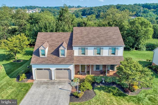 520 El Dorado Drive, RED LION, PA 17356 (#PAYK126862) :: Liz Hamberger Real Estate Team of KW Keystone Realty