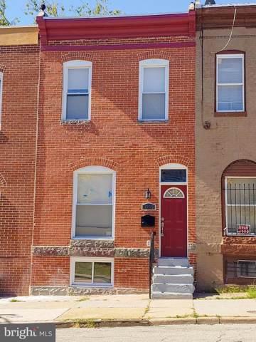 1002 N Patterson Park Avenue, BALTIMORE, MD 21205 (#MDBA487846) :: Colgan Real Estate