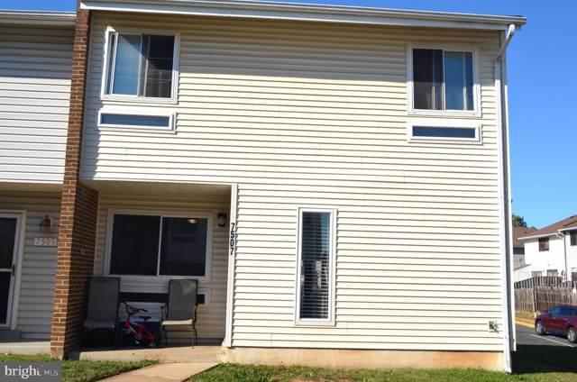 7507 Clemson Court #72, MANASSAS, VA 20109 (#VAPW480986) :: Keller Williams Pat Hiban Real Estate Group