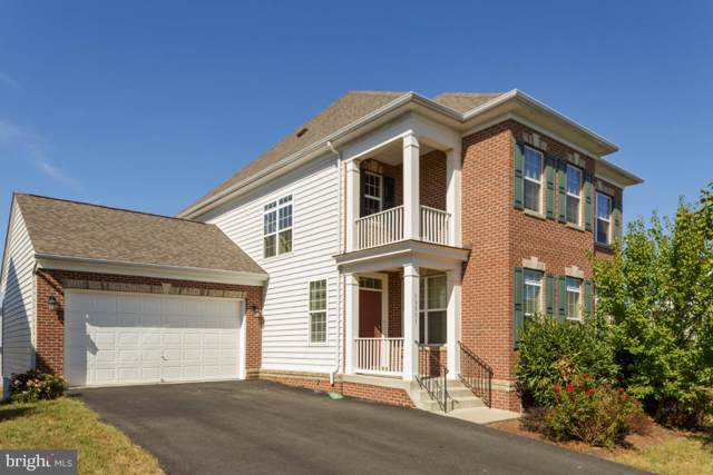 13501 Arcadian Drive, LEESBURG, VA 20176 (#VALO396934) :: The Greg Wells Team