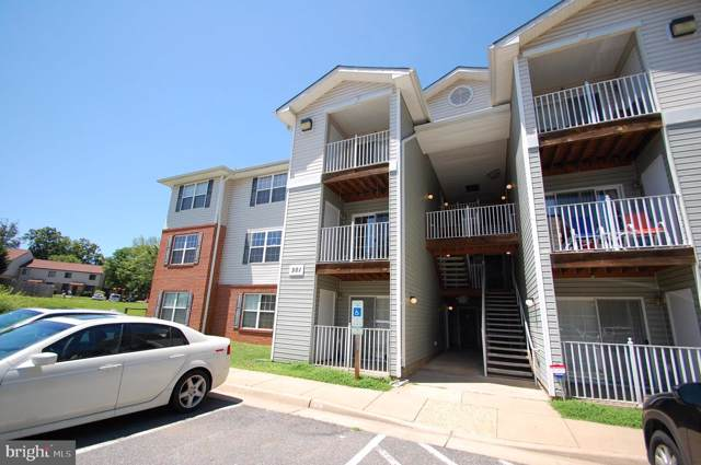 501 Garrison Woods Drive #201, STAFFORD, VA 22556 (#VAST215916) :: The Maryland Group of Long & Foster