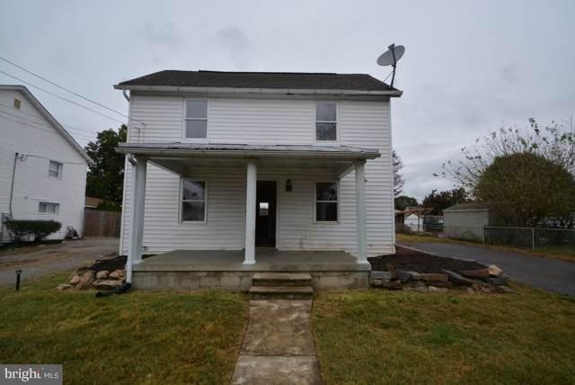 912 Central Avenue, SYKESVILLE, MD 21784 (#MDCR192528) :: Revol Real Estate
