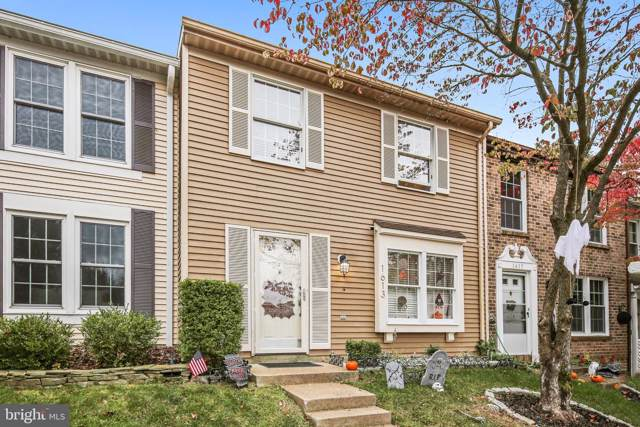 1613 Sierra Woods Drive, RESTON, VA 20194 (#VAFX1094820) :: AJ Team Realty