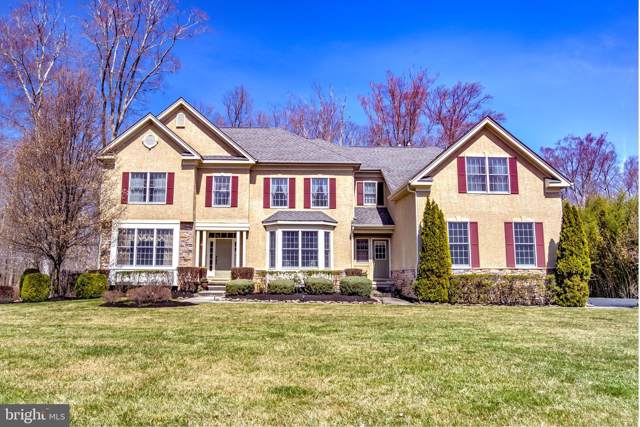 16 Ichabod Lane, ALLENTOWN, NJ 08501 (#NJMM109818) :: Bob Lucido Team of Keller Williams Integrity