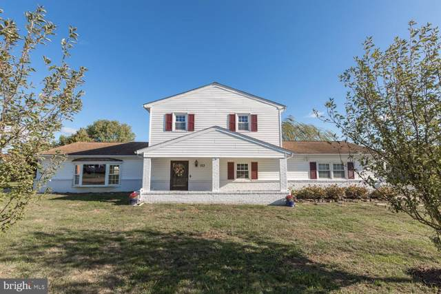 123 Princeton Drive, WINCHESTER, VA 22602 (#VAFV153750) :: Advance Realty Bel Air, Inc