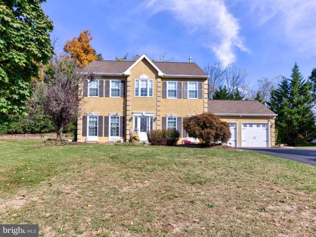 521 Bow Lane, GILBERTSVILLE, PA 19525 (#PAMC628458) :: Tessier Real Estate