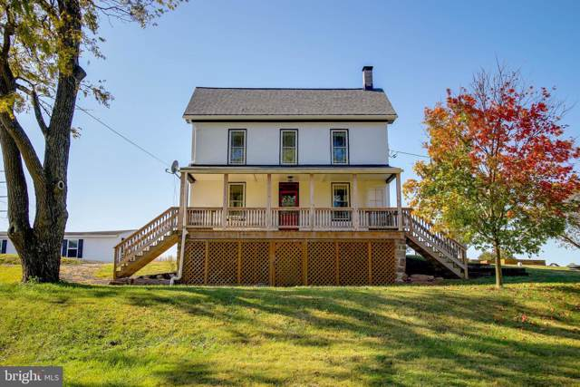 2260 Otterdale Mill Road, TANEYTOWN, MD 21787 (#MDCR192534) :: LoCoMusings