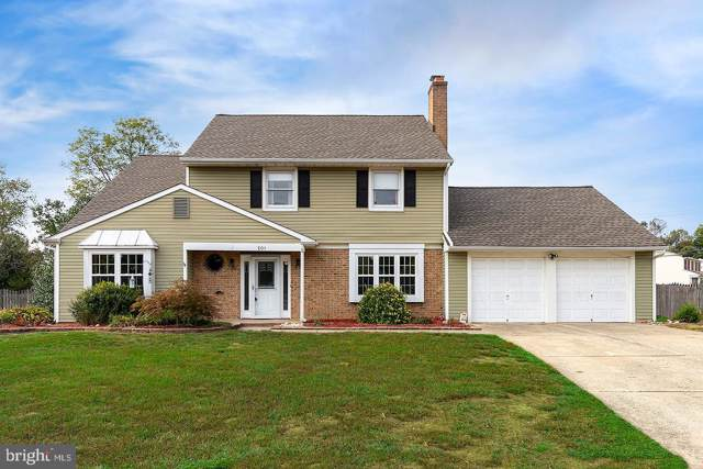 201 Ridgeway Court, MULLICA HILL, NJ 08062 (#NJGL249390) :: Remax Preferred | Scott Kompa Group