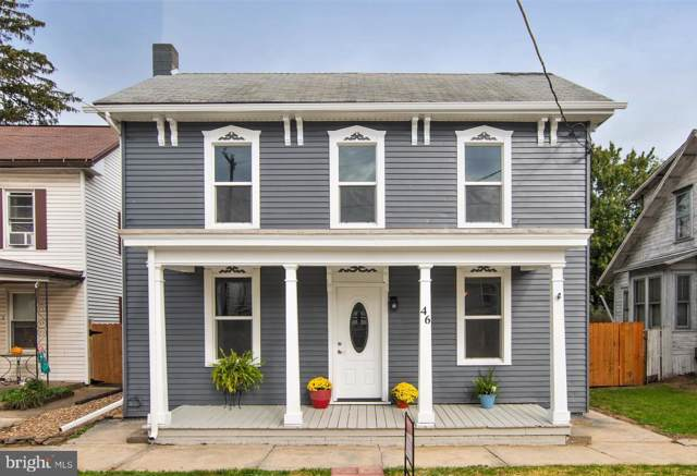 46 W Main Street, NEW KINGSTOWN, PA 17072 (#PACB118498) :: Flinchbaugh & Associates