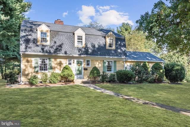 709 Maple Leaf Lane, MOORESTOWN, NJ 08057 (#NJBL359330) :: John Smith Real Estate Group