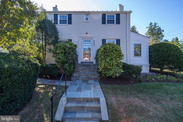 4809 Crescent Street, BETHESDA, MD 20816 (#MDMC683450) :: Tessier Real Estate