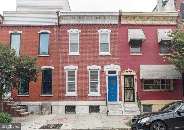 2215 Christian Street, PHILADELPHIA, PA 19146 (#PAPH842048) :: The Force Group, Keller Williams Realty East Monmouth