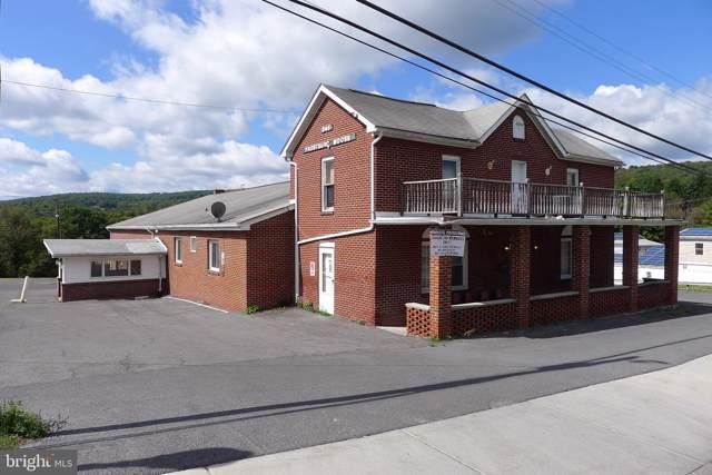 210 W Main Street, FROSTBURG, MD 21532 (#MDAL133014) :: Jennifer Mack Properties