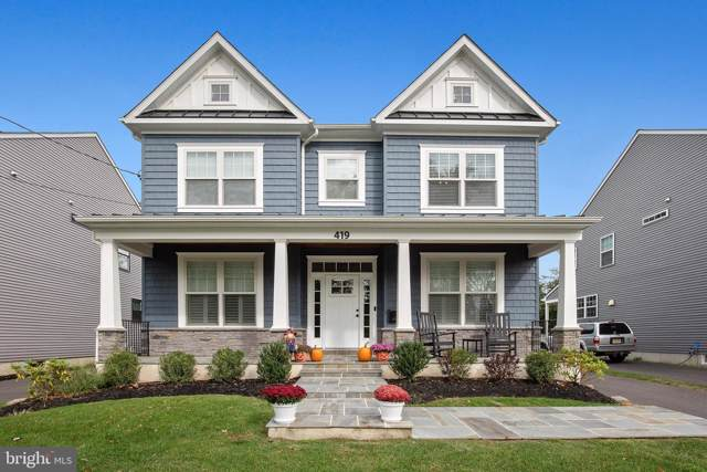 419 Maple Avenue, HADDON TOWNSHIP, NJ 08108 (#NJCD378954) :: Erik Hoferer & Associates