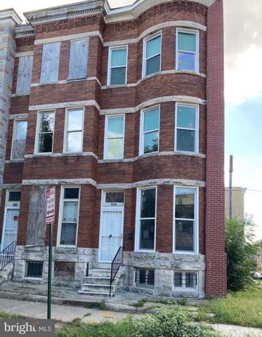 2920 Parkwood Avenue, BALTIMORE, MD 21217 (#MDBA487914) :: Keller Williams Pat Hiban Real Estate Group