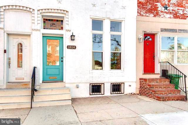 1814 Barclay Street, BALTIMORE, MD 21202 (#MDBA487932) :: The MD Home Team