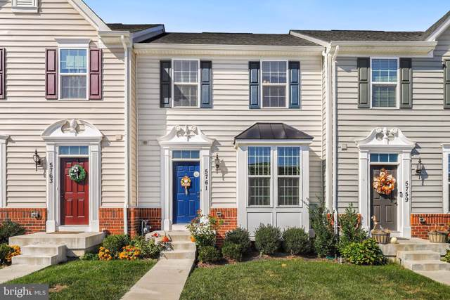 5761 Barts Way, FREDERICK, MD 21704 (#MDFR254980) :: The Licata Group/Keller Williams Realty