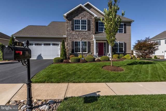 813 Tamanini Way, MECHANICSBURG, PA 17055 (#PACB118512) :: The Joy Daniels Real Estate Group