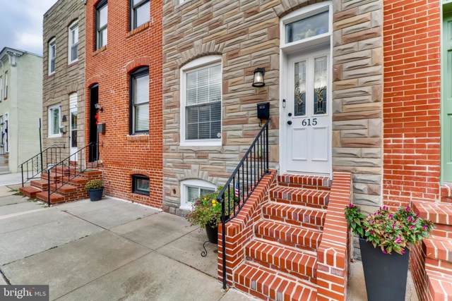 615 S East Avenue, BALTIMORE, MD 21224 (#MDBA487972) :: The Sky Group