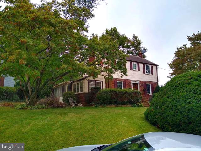 9318 Glenville Road, SILVER SPRING, MD 20901 (#MDMC683508) :: The Sky Group