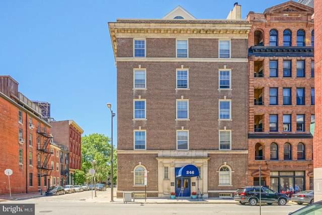 246 N 3RD Street 3B, PHILADELPHIA, PA 19106 (#PAPH842200) :: Tessier Real Estate