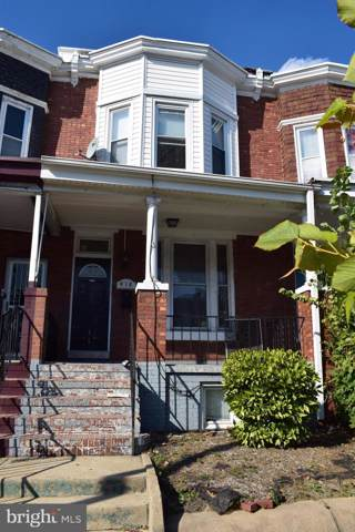 418 E 28TH Street, BALTIMORE, MD 21218 (#MDBA488006) :: Corner House Realty
