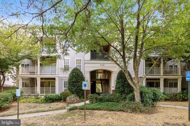 15303 Diamond Cove Terrace 8-I, ROCKVILLE, MD 20850 (#MDMC683566) :: Keller Williams Pat Hiban Real Estate Group