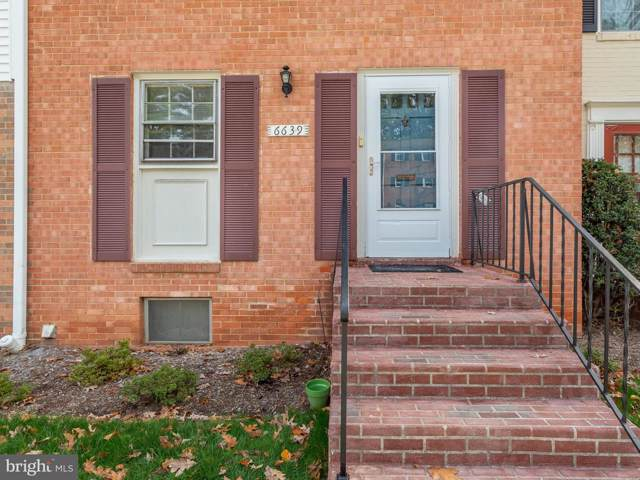 6639 Burlington Place, SPRINGFIELD, VA 22152 (#VAFX1094968) :: The Maryland Group of Long & Foster