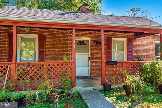 102 Ritchie Avenue, SILVER SPRING, MD 20910 (#MDMC683568) :: Dart Homes