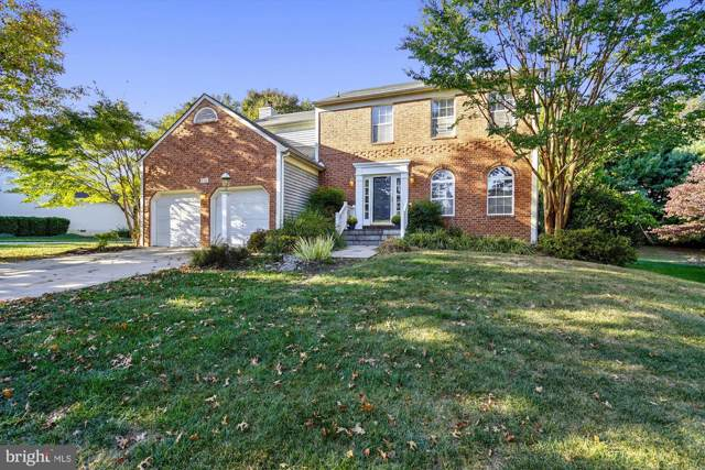 618 Wood Glenn Court, LUTHERVILLE TIMONIUM, MD 21093 (#MDBC475570) :: AJ Team Realty