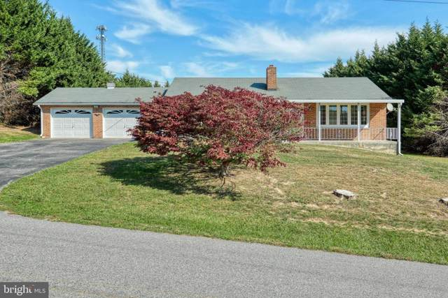 2093 Hillcrest Road, SPRING GROVE, PA 17362 (#PAYK126952) :: The Joy Daniels Real Estate Group
