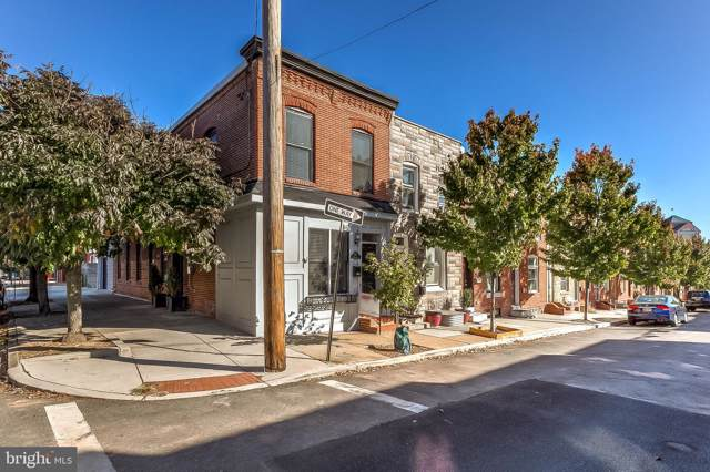 901 S Bouldin Street, BALTIMORE, MD 21224 (#MDBA488050) :: The Bob & Ronna Group