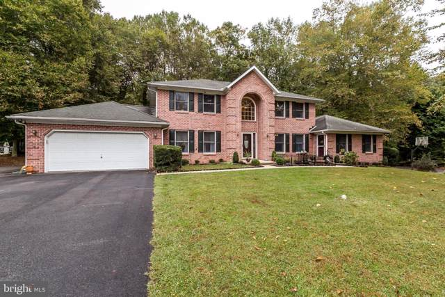 805 Bynum Run Court, BEL AIR, MD 21015 (#MDHR239988) :: ExecuHome Realty