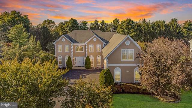 110 Country Club Drive, MOORESTOWN, NJ 08057 (#NJBL359396) :: John Smith Real Estate Group