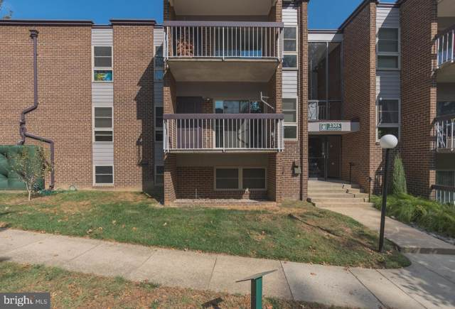 2305 Greenery Lane 101-3, SILVER SPRING, MD 20906 (#MDMC683600) :: Shamrock Realty Group, Inc
