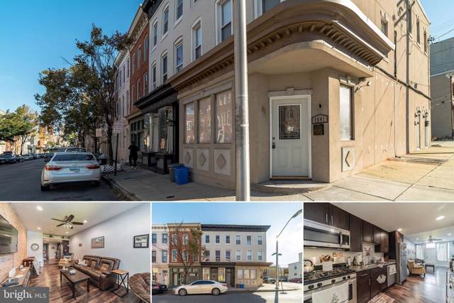 1539 Light Street, BALTIMORE, MD 21230 (#MDBA488082) :: The Miller Team