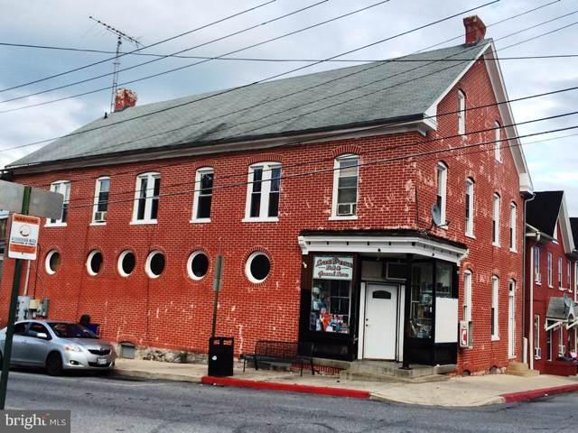 638-640 George Street, HAGERSTOWN, MD 21740 (#MDWA168612) :: LoCoMusings