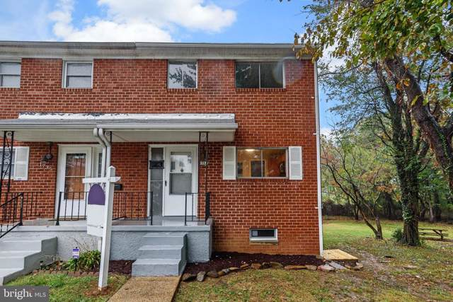 1733 Langford Road, BALTIMORE, MD 21207 (#MDBC475606) :: The Team Sordelet Realty Group